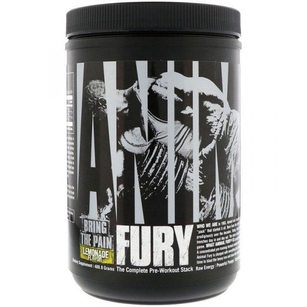 Animal Fury 489.9g